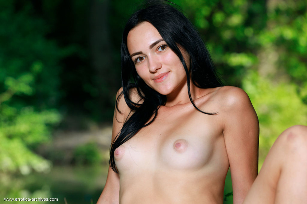 Young naked women